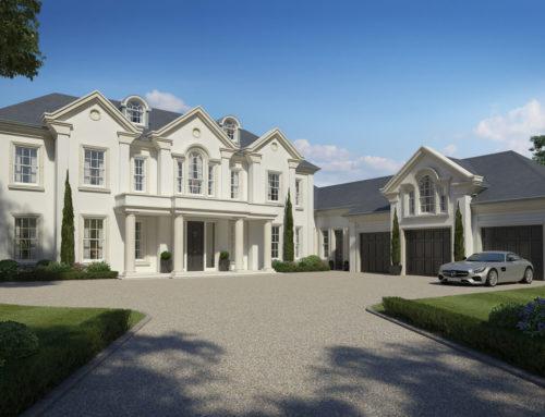 Elegant design & build project in Burwood Park